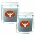 Texas Longhorns Scented Candle Set