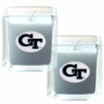 Georgia Tech Yellow Jackets Scented Candle Set