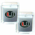 Miami Hurricanes Scented Candle Set