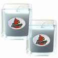 Louisville Cardinals Scented Candle Set