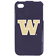 Washington Huskies iPhone 4/4S Snap on Case