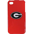 Georgia Bulldogs iPhone 4/4S Snap on Case