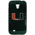 Miami Hurricanes Samsung Galaxy S4 Rocker Case