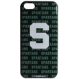 Michigan St. Spartans iPhone 5C Graphics Snap on Case