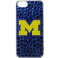 Michigan Wolverines iPhone 5/5S Dazzle Snap on Case