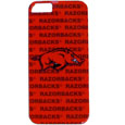 Arkansas Razorbacks iPhone 5/5S Graphics Snap on Case