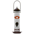 Texas Longhorns Thistle Bird Feeder