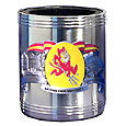Arizona St. Sun Devils Steel Can Cooler