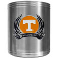 Tennessee Volunteers Steel Can Cooler Flame Emblem