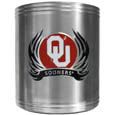 Oklahoma Sooners Steel Can Cooler