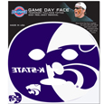 Kansas St. Wildcats Game Face Temporary Tattoo