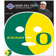 Oregon Ducks Game Face Temporary Tattoo