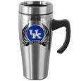 Kentucky Wildcats Steel Travel Mug w/Handle