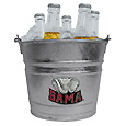 Collegiate Ice Bucket Alabama Crimson Tide