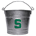 Collegiate Ice Bucket - Michigan St. Spartans