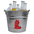 Collegiate Ice Bucket - Mississippi Rebels
