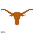 Texas Longhorns 8 inch Logo Magnets