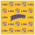 LSU Tigers Microfiber Cleaning Cloth