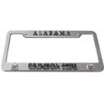 Alabama Crimson Tide Deluxe Tag Frame