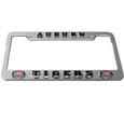 Auburn Tigers Deluxe Tag Frame