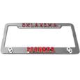 Oklahoma Sooners Deluxe Tag Frame