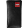 Nebraska Cornhuskers Leather Tall Wallet