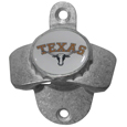 Texas Longhorns Wall Mounted Bottle Opener