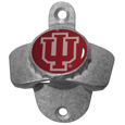 Indiana Hoosiers Wall Mounted Bottle Opener