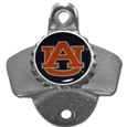 Auburn Tigers Wall Mounted Bottle Opener