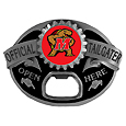 Maryland Terrapins Tailgater Belt Buckle
