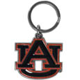 Auburn Tigers Enameled Key Chain