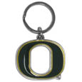 Oregon Ducks Enameled Key Chain