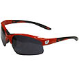 Wisconsin Badgers Blade Sunglasses