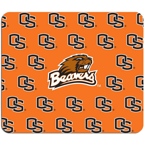 "Oregon St. Graphics Mouse Pad - Our quality collegiate mouse pad features a silk screened Tennessee Volunteers logo. 8"" x 7"" Thank you for shopping with CrazedOutSports.com"