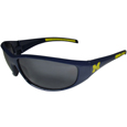 Michigan Wolverines Wrap Sunglasses