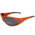 Syracuse Orange Wrap Sunglasses - A must have for game day and a perfect everday accessory for an avid Syracuse Orange fan. Our popular wrap sunglasses are as fashionable as they are durable. The team colored frames have flex hinges for comfort and durability with team colored rubber sports grips. Maximum UVA/UVB protection. Thank you for shopping with CrazedOutSports.com