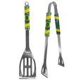 Oregon Ducks 2 pc Steel BBQ Tool Set