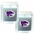Kansas St. Wildcats Scented Candle Set