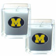 Michigan Wolverines Scented Candle Set