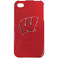 Wisconsin Badgers iPhone 4/4S Snap on Case