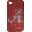 Alabama Crimson Tide iPhone 4/4S Glitz Snap on Case