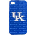 Kentucky Wildcats iPhone 4/4S Graphics Snap on Case
