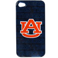 Auburn Tigers iPhone 4/4S Graphics Snap on Case