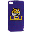 LSU Tigers iPhone 4/4S Graphics Snap on Case