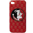 Florida St. Seminoles iPhone 4/4S Graphics Snap on Case