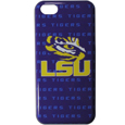 LSU Tigers iPhone 5C Graphics Snap on Case