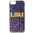 LSU Tigers iPhone 5/5S Dazzle Snap on Case