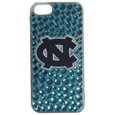 N. Carolina Tar Heels iPhone 5/5S Dazzle Snap on Case