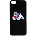 Fresno St. Bulldogs iPhone 5/5S Snap on Case - Our iPhone 5/5S snap on case features a Fresno St. Bulldogs silk screened  logo Thank you for shopping with CrazedOutSports.com