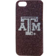 Texas A & M iPhone 5 Crystal Case - Add a little glitz to your game with our iPhone 5 Glitz faceplates. These officially licensed flashy cases are covered in colored crystals featuring your favorite team logos. The single piece faceplate slips easily onto your phone while allowing complete access to the phones functionality. A great, fashionable way to protect your phone investment and show off your school pride! Thank you for shopping with CrazedOutSports.com